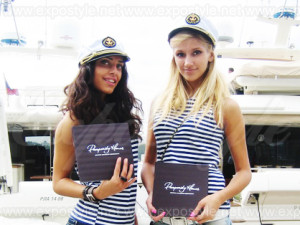Moscow Yacht Show 2009